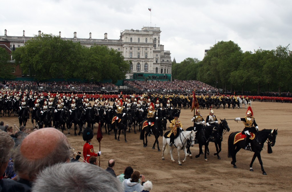 Household Cavalry: The Blues and Royals