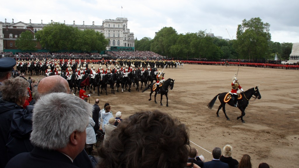 Household Cavalry: The Life Guards