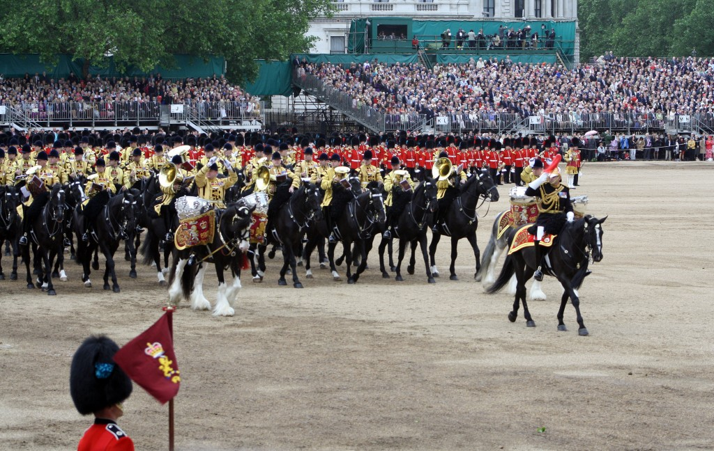 Household Cavalry Mounted Bands