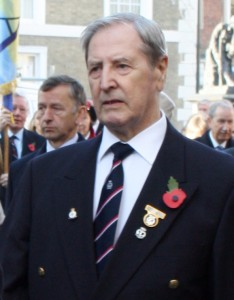 S/M Dick Knowles, Remembrance Parade 2011