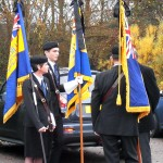 Standards from regional RBL Branches