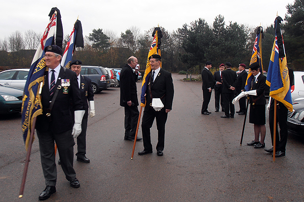 The RBL bring seven Standards from the region