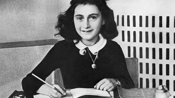 Anne Frank, c1944