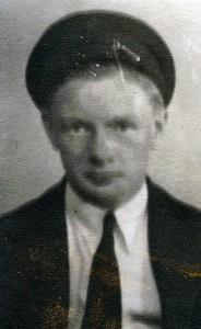 Spike Milligan, 1943 (photograph courtesy of Judy Burdett)