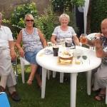 S/Ms Roger Bullen, Rose Dear, Pat Bullen and Ben Dear