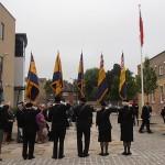 Merchant Navy Day, Flag raising ceremony 2014