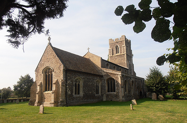 The Church of St. Mary Magdalene, Hilton