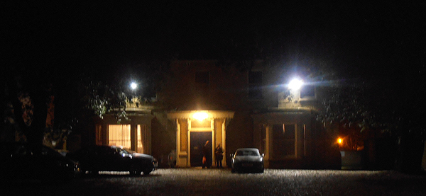 Huntingdon's Masonic Lodge, the Priory