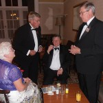 Shipmates from St Neots & District Branch were also invited