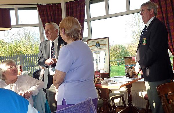 Award of Life membership to Terry Brown