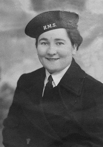 Isabella during World War II