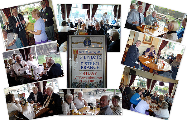 42nd Anniversary of the founding of the St Neots & District Branch of the Association