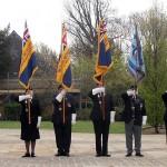 Association Standards on parade