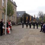 St George's Day, Flag raising 2015