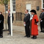 St George's Day, Flag Raising 2015