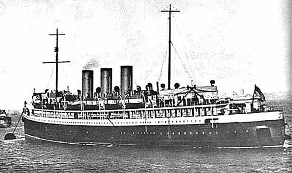 HMS Princess Irene