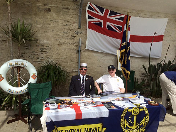 Falmouth Branch ready for Armed Forces Day