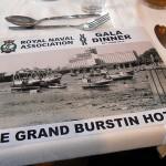 Grand Burstin place mats