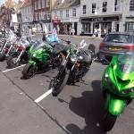 RBL Riders'display