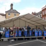 The RAF Wyton Voluntary Band