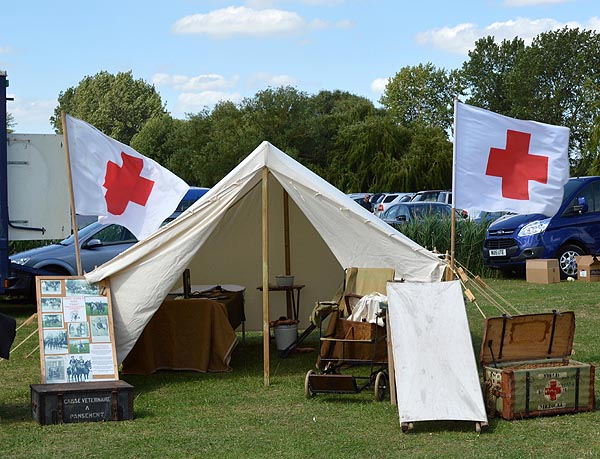 St Neots' portable hospital