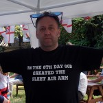 Shipmate Pete Aston's definition of the Fleet Air Arm