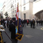 Naval Associations gather in Whitehall