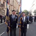 Huntingdon Shipmates Karl Webb and Bill Small