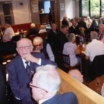 A crowded bar