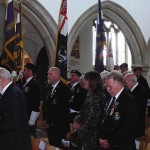 Bletchley's 50th Anniversary Service