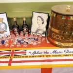 Pusser's Rum for the toasts