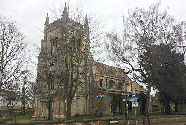 St Mary's Church, Huntingdon