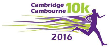 Cambridge Cambourbe 10k Logo 2016