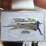 Runner's medal