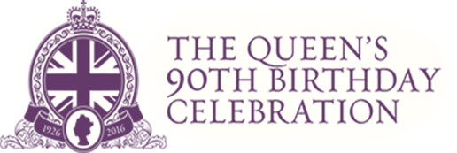 Queens Birthday Logo
