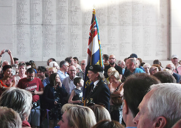 Somme 100: an RNA family pilgrimage