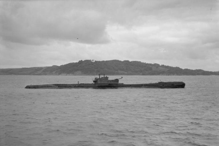 Six British World War II Submarines may have been located off Tunisia