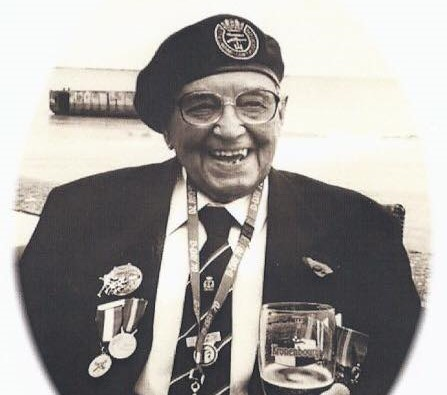 Harry Eddy – Legion d'Honneur; Crossed the Bar, May 2018