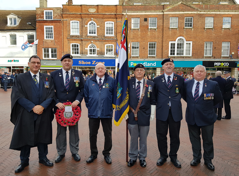 Remembrance Day, 11 November 2018