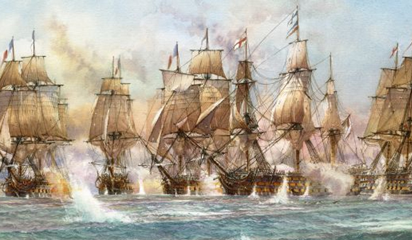 Trafalgar Day Celebration: an invite for No 6 Area shipmates
