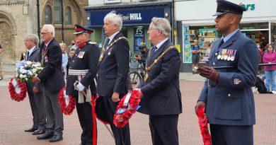Huntingdon Remembers: VJ Day 2020